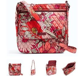 Wholesale Small Purse Double Zipper - VB Double Zip Mailbag Crossbody Shoulder Flower Crossbody Bag Shoulder Bag Purse Satchel Messenger