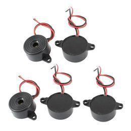 Canada Boîtier noir ABS actif de son noir piézo-électrique actif de CC de sondeur d'alarme d'alarme de sonnerie pour le remplacement industriel et automatique de voiture cheap house electronics Offre