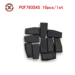 Wholesale Transponders Chip - Wholesale- PCF7935AS PCF7935 SOT385 7935AA Transponder chips 7935 Chips (10pcs lot) can match with CN900 free shipping