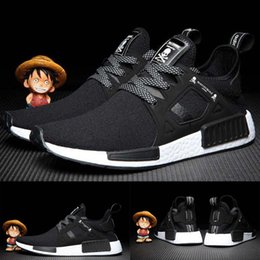 Wholesale Sneakers Women Free Shipping - (With Original Box) 20 Colours Free Shipping Women Mens Mastermind x NMD XR1 Japan Sneakers Sports Running Shoes