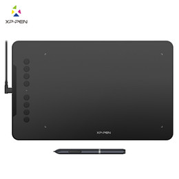 Wholesale Tablet Key - XP-PEN DECO01 Graphics drawing Tablet Pen Tablet with P03 Battery-free Passive Stylus and shortcut keys (8192 levels pressure)