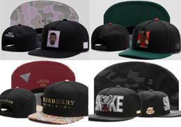 Wholesale Snapback Teams - Wholesale CAYLER & SONS baseball caps snapback hats ball caps Team Snapback Caps 9 Fifty fitted hats Sports Free Shipping style Albums