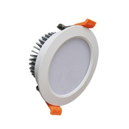 Wholesale Dimmable 15w Cool White Downlight - Recessed LED Down lights Lighting LED Ceiling Downlights Dimmable 7W 9W 12W 15W 18W SMD 5630 LED downlight light Warm Nature Cool White