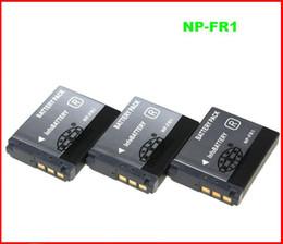 Wholesale Cyber Camera - Hot sale! NP-R1 NP FR1 NPFR1 Camera Rechargeable Battery for SONY Cyber-shot DSC-V3 DSC-T50 DSC-T30 Free Shipping