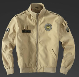 Wholesale Military Jackets For Women - Losangeles NASA jacket men and women driving military MA1 jackets for men's flying Air Force Base army Kanye West jacket