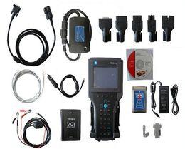 Wholesale Suzuki Tech2 - Top quality GM Tech2 scanner support for 6 softwares for GM SAAB OPEL SUZUKI ISUZU Holden entire kit GM Tech2 + Candi free shipping