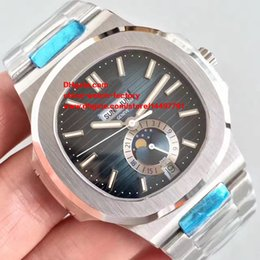 Wholesale Mps Watches - Luxury Best Edition MP Factory Maker Classic Series 40.5mm Nautilus 5726 1A CAL. 324 S QA LU 24H Movement Automatic Mens Watch Watches