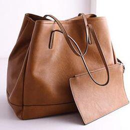 Wholesale Cheap Burgundy Bags - New arrived lady PU designer handbags luxury handbags women bags cheap handbags Wild child with mother bag