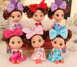 Wholesale Ddgirl Dolls - 20151006 Free ShippingMini ddung ddgirl Dolls Fashion Popular Dolls Girl Dolls Toys good gift for girl