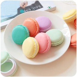 Wholesale Headphones Portable Case - Macaron Earphone Cable Storage Bag Portable Fidget Hand Spinner Box Coin Purse Case Headphone Bags Jewelry Boxes Container Round 2 9bc A R