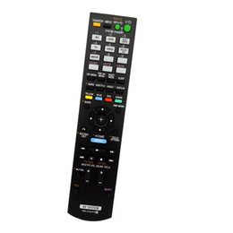 Wholesale Audio Av Receiver - Wholesale- New Replacement RM-AAU072 Theater AV SYSTEM Receiver Remote Control RM-AAU071 For Sony AV STR-DH830 HT-SS370 HT-SF470 STR-KS370