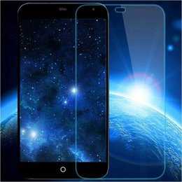 Wholesale Meizu Mx2 Screen - Wholesale-0.3mm Premium Tempered Glass for Meizu MX3 MX2 MX4 MX5 MX4Pro MX5Pro 9H Screen Protector with Clean Tools