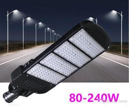 2019 led luci polari Illuminazione esterna high-pole led steet light 80W 100W 120W 150W 200W 240W illuminazione stradale a led pick luci braccio luci di via IP67 impermeabile sconti led luci polari