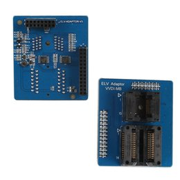 Wholesale Bga Adapter - VVDI MB NEC ELV adapter work together with MB BGA tool to reprogram key