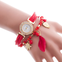 Wholesale Battery Circle - New slim lady watches Hot style International standing around bracelet watch fashion lady diamond watches in circles decoration ladies watch