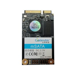 Wholesale laptop mini pcie - Goldendisk YCdisk Serial 256gb Mini PCIE MSATA SSD 240gb,Solid State Drive,SSD MSATA,Mini Box PC,Industrial PC,motherboard