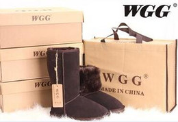 Wholesale Womens Size 13 Heels - Free shipping 2017 High Quality WGG Women's Classic tall Boots Womens boots Boot Snow Winter boots leather boot US SIZE 5---13