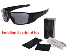 Wholesale Eyeglasses Frame Men Rimless - Cycling Brand sunglasses men women UV400 goggles sports sunglass dazzling eyeglass men's reflective coating sun glasses with original box