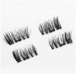 Wholesale New Eyelashes - Creative NEW trend magnetic eyelashes high quanlity flashing false eyelashes for party