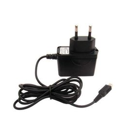 Wholesale Dsi Chargers - EU Wall Charger for Nintendo DSi NDSi LL XL 3DS Home AC Power Adapter