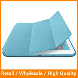 Wholesale Ipad Air Flip Case Dhl - Leather Case for Apple Tablet iPad 234 Stand Flip Full Protector for iPad Air 12 DHL Free Shipping