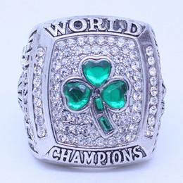 Wholesale Rings For Men Opal - 2008 Kevin Garnett Championship Rings for man