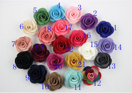 Wholesale Wholesale Men Suit Fabrics - New fashion men camellia brooches rose flower lapel pin suit burning flower corsage fabric yarn pin button Stick brooches for wedding party