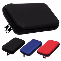 Wholesale Nintendo 3ds Travel Case - 1PCS Luxury 3DS XL Game Protective Pouch Case Hard Travel Carry Bag For Nintendo