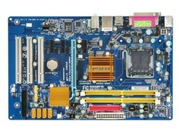 Wholesale 775 Ddr3 - GA-P45T-ES3G Original Used Desktop Motherboard P45T-ES3G For P45 LGA 775 For DDR3 16G SATA2 USB2.0 ATX
