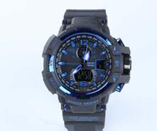 Wholesale Boys Wristwatch Led - new GA1100 relogio men's sports watches, LED chronograph wristwatch, military watch, digital watch, good gift for men & boy, dropship