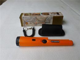 Wholesale Pro Pointer - Free Shipping Orange GP-Pointer Pro-Pointer metal detector Pinpointer Detector PRO-POINTER Pinpointing Hand Held Metal Detector GP-POINTER