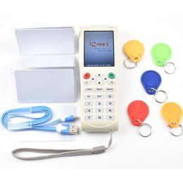Wholesale Key Card Duplicator - New Arrival Key Machine iCopy 3 with Full Decode Function Smart Card Key Machine RFID NFC Copier IC ID Reader Writer Duplicator