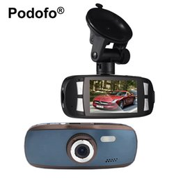 "Wholesale Avc Dvr - Original Novatek 96650 Car DVR 2.7"" LCD Car Camera Black Box GS108 with WDR Technology AVC 1080P 30FPS G-Sensor Dash Cam G1W"