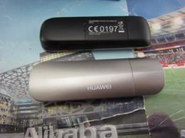 Wholesale Wcdma Usb Modem - Wholesale- Unlocked USB GSM 3G WCDMA 3.5G 3.75G DC-HSPA+ HSPDA UMTS GPRS Modem Huawei E372