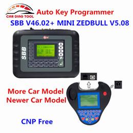 Wholesale Car Smart Key Price - Factory Price Mini zedbull Smart Key Pro Mini Zed-bull V5.08 Plus SBB V46.02 Add New Car Model Than Silca SBB V33.02 Key Program