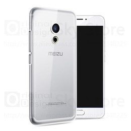 Wholesale Meizu M2 - Wholesale- Crystal Clear TPU Silicone Protective Phone Case Cover For Meizu Meilan M2 M3 M5 Note U10 U20 X E Metal 2 Phone Cover Case #