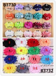 Wholesale Handmake Flowers - DIY Handmade Hair Band Accessories Lovely Grown Flowers Petals Stretchy Elastic Hair Accessories Handmake Hairband Hair Cute Girls Headband