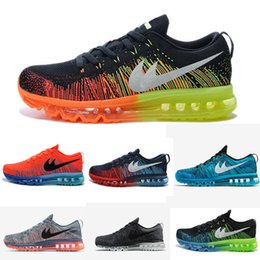 Wholesale Lime Green Boots - Wholesale Mens Maxes 2014 2015 2016 2017 Running Shoes For Men Top Quality Cushion Sneakers boots Outdoor Sport shoeS