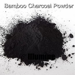 Wholesale Whitening Black Soap - Bluk Bamboo Activated Charcoal Powder Decontamination Tooth Oral Whitening For Skin Care Makeup Mask Handmade Soap Black Color Oral Care