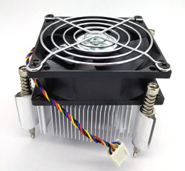 Wholesale Cpu Intel Xeon Server - New Original AVC for Lenovo TD340 server original CPU cooler fan support E5 1356 XEON 1366