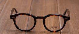 Wholesale Tortoise Eyes - Moscot Lemtosh Eyeglasses Tortoise Frame clear lenses medium size Brand New with Box