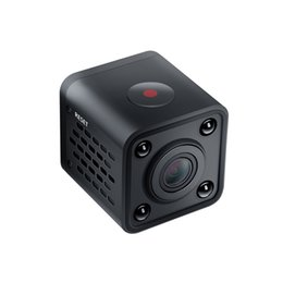 Wholesale Infrared Digital Security Cameras - WiFi IP Camera HD 720P Hidden Spy Camera-Mini Portable Digital Video Recorder Nanny Cam with Night Vision Motion Detection Security Camera