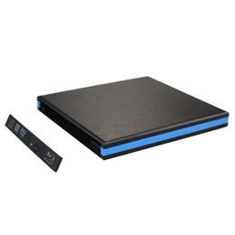 Wholesale External Slim Enclosure - Wholesale- USB 3.0 External Slim USB Enclosure Case For CD DVDRW Blu Ray 12.7mm SATA Drive