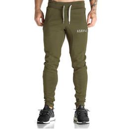 Wholesale Mens Professional Pants - Wholesale-Gymshark Men Casual SportTraining Pants Slim Fit Mens JoggingRunning Trousers Professional Bodybuilding Sweatpants