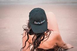 Wholesale Bone News - 2017 news FINESSE Hat (slide buckle) fashion style vintage art dad cap seasons caps men women baseball cap NOSTALGIA Wave Hat bone