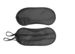 Wholesale Eye Mask Shade Nap - 2017 Eye Mask Shade Nap Cover Blindfold Travel Rest Skin Health Care Treatment