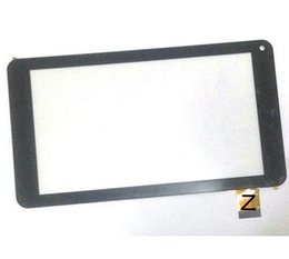 "Wholesale Aoson Tablets - Wholesale- New For 7"" inch AOSON M751S-BS Tablet touch screen Touch panel Digitizer Glass Sensor Replacement Free Shipping"