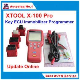 Argentina Original XTOOL X-100 Pro X100 programador automático de teclas X 100 para vehículo ECU inmovilizador PINCODE herramienta de programación actualización en línea Suministro