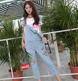 Wholesale Cheapest Blue Trousers - Cheapest New Fashion College Wind Cowboy Belt Trousers