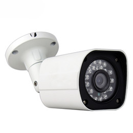 Wholesale Waterproof Cctv Camera Housing - Waterproof Metal Housing HD 2441+SONY322 2MP 1080p AHD V30E+SONY323 CCTV Camera